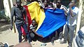 Protest in Chad against Zouhoura's gang rape, Ndjamena, April 2016.jpg