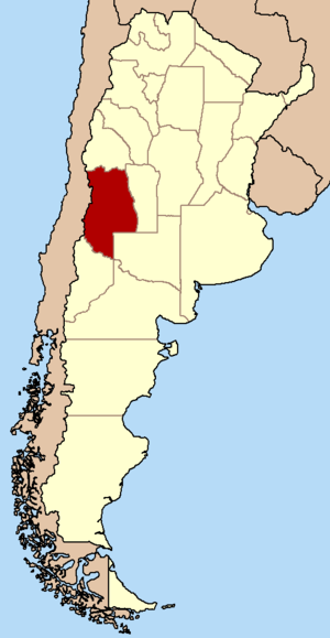 Béquignol noir - Outside of its French homeland Béquignol noir is widely planted in the Mendoza province of Argentina.