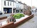 Public art, Chard - geograph.org.uk - 1448525.jpg