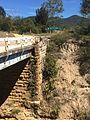Puente y desviación a Las Sedas.JPG