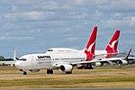 QANTAS Aircraft to Runway 19-01+ (450432601).jpg
