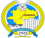 Official seal of Kostanay