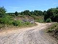 Quarry in Kielder Forest - geograph.org.uk - 205269.jpg