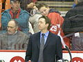 Quebec Remparts at Halifax Mooseheads (Jan 23 2009) 2.jpg