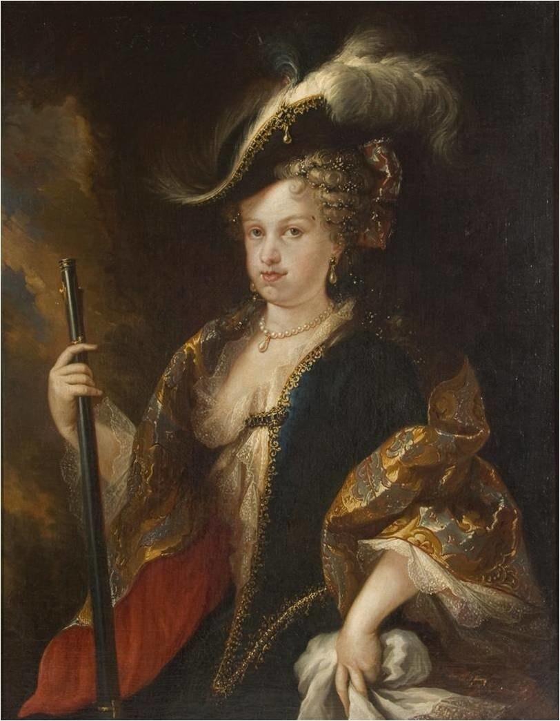 Queen Maria Luisa of Spain, Princess of Savoy