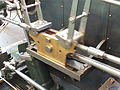 Queen Street Mill - 'Peace' Dobson Trip gear on Corliss valves 2783.JPG