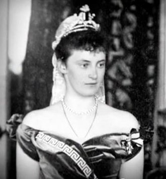 Alexandrine of Mecklenburg-Schwerin - Queen Alexandrine