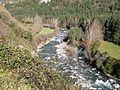 Río Ara, carretera de Torla.JPG