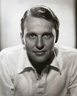 Ralph Bellamy American actor