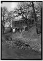 REAR ELEVATION - Lenox-Keene House, 710 Radcliffe Street, Bristol, Bucks County, PA HABS PA,9-BRIST,1-3.tif
