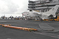 RF-8G VFP-206 landing on USS Eisenhower (CVN-69) 1985.JPEG
