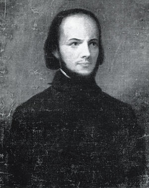Rufus Wilmot Griswold - Griswold, circa 1840