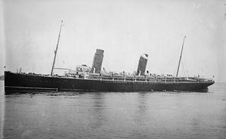 RMS <i>Lucania</i>