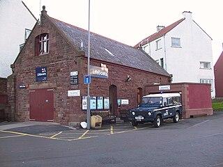 Dunbar Lifeboat Station