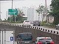 ROK Natl Route 1 Seobu Arterial Highway Omokgyo IC Exit(Geumcheon IC Dir).jpg