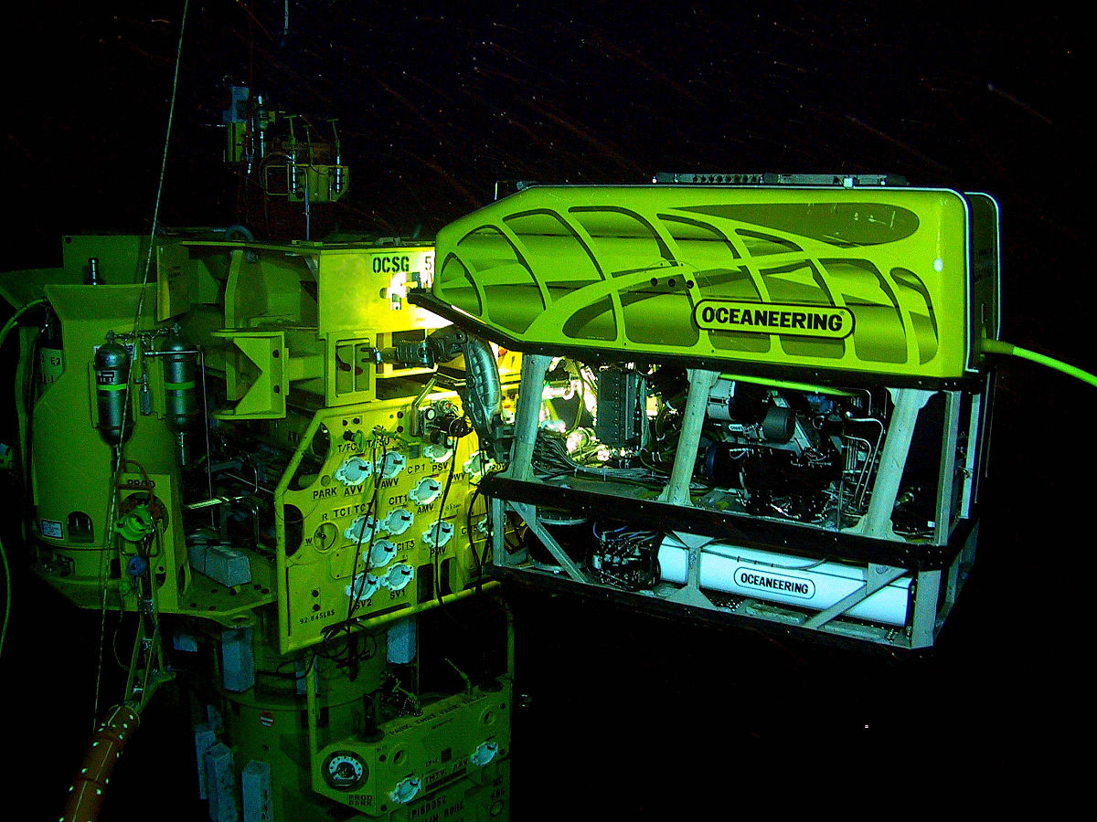 Remotely Operated Underwater Vehicle Wikipedia Basic Wiring For Motor Control Technical Data Eep