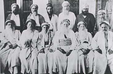 Rabaney bagdad 1906