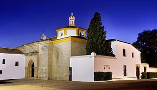La Rábida Friary cultural property in Palos de la Frontera, Spain