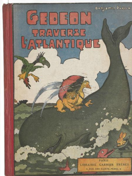 File:Rabier - Gédéon traverse l'Atlantique, 1933.djvu