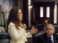 Rachel Burgin offers support as the House brought it's version of the state budget to the floor.png