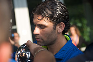 Rafael Márquez - Márquez with Barcelona in August 2009