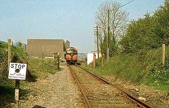Navan - Tara mines railway, Navan.