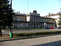 Railway Station Czechowice.JPG