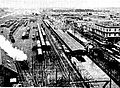 Railway Station and Yards, Palmerston North 1934.jpg