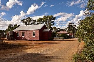 Pantapin, Western Australia Town in Western Australia