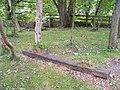 Railway sleeper - geograph.org.uk - 1531187.jpg