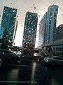 Rainfall in Dubai, January 12.jpg