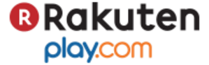Rakuten.co.uk - Former Play.com logo following its purchase by Rakuten