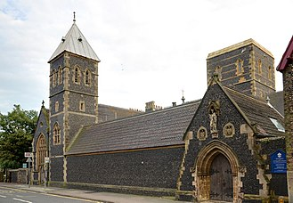 St Augustine's Church, Ramsgate - Image: Ramsgate St Augustine's RC church