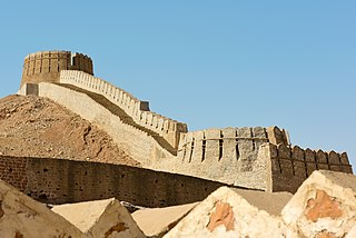 Ranikot Fort Historic fortification in Sindh, Pakistan