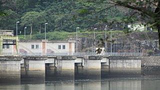 Rantembe Dam Dam in Rantembe, Central Province