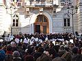 Rassemblement Charlie Hebdo, Chambéry 3.JPG