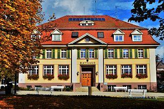 Königsfeld im Schwarzwald - Town hall