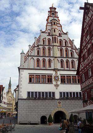 Bad Waldsee - Image: Rathaus Bad Waldsee