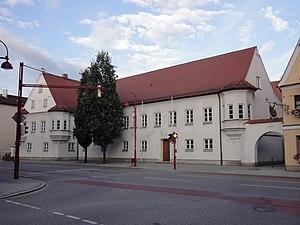 Gersthofen - Town hall Gersthofen