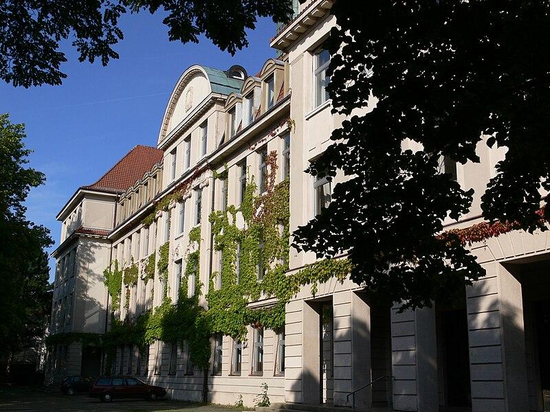 File:Ravensburg Spohngebäude Westfassade.jpg