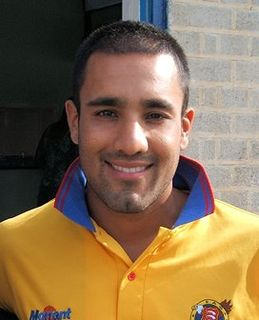 Ravi Bopara English cricketer