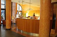 Reception, front desk 3 - Paris Opera Cadet Hotel.jpg