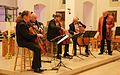 Recke St Dionysius Giora Feidman Rastrelli Cello Quartett Klezmer Bridges 02.JPG