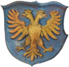 Recueil d'armoiries polonaises - COA of Przemyśl County crop2.png