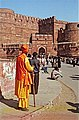 Red Fort, Agra, Utter Pradesh, India - panoramio.jpg