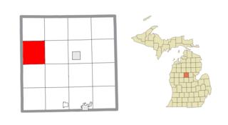 Redding Township, Michigan Civil township in Michigan, United States