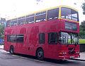 Redroute Buses bus (P564 SWC) ex-Dublin Bus RV346 (97 D 346) 1997 Volvo Olympian Alexander (Belfast), London, 12 June 2009.jpg