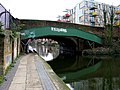 Regent's Canal, Queen's Bridge - geograph.org.uk - 1728633.jpg