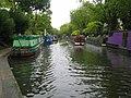 Regent's Canal in Paddington (2) - geograph.org.uk - 531190.jpg