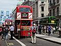 Regent Street Bus Cavalcade (14316769737).jpg